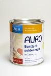 AURO Weisslack, glänzend Nr. 250-90 und seidenmatt Nr. 260-90