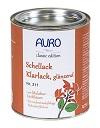 AURO Schellack-Klarlack glänzend Nr. 211