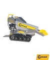 LUMAG Vollhydraulischer Mini Raupendumper VH 500 PRO 1/Stck  ,Motor:1-Zylinder-4-Takt-OHV Motor für
