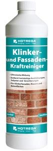HOTREGA Klinker- und Fassaden-Kraftreiniger 6.00Pack/Pack ,Inhalt:1 Liter ,Gebinde:6 Stck.