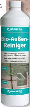 HOTREGA Bio-Aussenreiniger (Konzentrat)