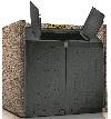 Beton-M�lltonnenbox Silent Linie 1001 f�r Leichtverpackungen [PAUL WOLFF�]