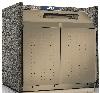 Beton-Mülltonnenbox Silent Linie für Papier 1001 [PAUL WOLFF®]