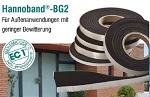 <b>Hanno� Hannoband BG2</b>  f�r Fugenbreite 3.0 - 7.0 mm