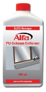 629 Alfa PU-Schaum Entferner