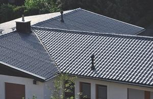 Luxmetall Metalldachpfanne Typ 2 Tile 1060