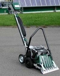 Dachstripper Turbo 5030 mit Elektroantrieb