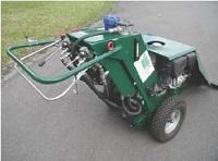 Dachsch�ler BE 600 mit Benzinmotor