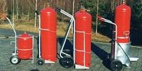 Gasflaschenwagen für den problemlosen Flaschentransport