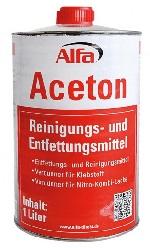 778 Alfa Aceton (Verdünner, Reinigungsmittel)