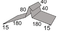 Luxmetall Offener First Nr. 7f�r LM D-20/138, 35/207 und 18/76