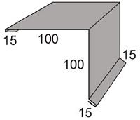 Luxmetall Ortgang Nr. 25 für LM D-20/138, 35/207 und 18/76