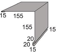 Luxmetall Ortgang Nr. 13 f�r LM D-20/138, 35/207 und 18/76