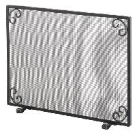 <b>HEIBI</b> Funkenschutzgitter aus Stahl