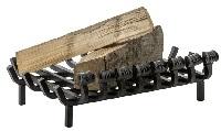 <b>HEIBI</b> Feuerbock, Kaminrost aus Stahl, geschmiedet