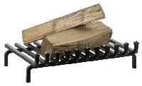 <b>HEIBI</b> Feuerbock, Kaminrost(konisch) aus Stahl, geschmiedet