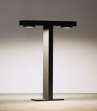 <b>HEIBI</b> LED Wegeleuchte KIRON, grafit, 64 cm