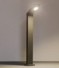 <b>HEIBI</b> LED Wegeleuchte NURIA-STAND