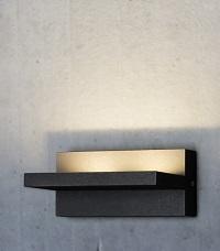 HEIBI LED Außenwandleuchte LIORA 1/Stck  ,Art.-Nr.:80745