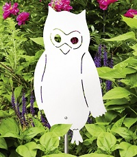<b>HEIBI</b> Garten-Steckfiguren aus Edelstahl
