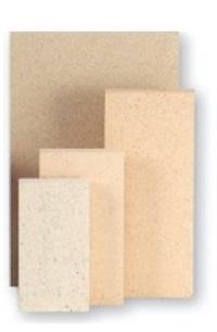 <b>KLEINING</b> Vermiculite-Platte. Schamottestein
