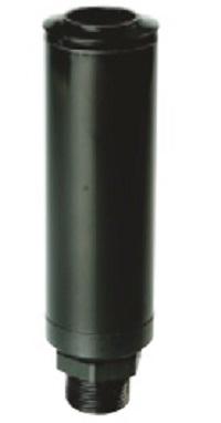 MESSNER® Schaumsprudler 1 zoll AG 1/Stck  ,Power-x2/power Tec2 4000:H 22 cm