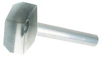 <b>ALTVATER</b> Wasserspeier und Ablauf als Eckvariante (Rohrlänge 800mm)