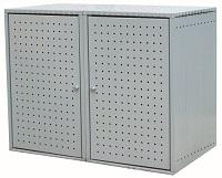 <b>ALTVATER</b> Müllboxen aus Aluminium