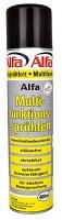 751 Alfa Multifunktionssprühfett - weiss