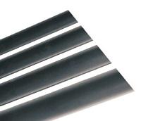 AQUIVA® PVC Rohr, grau