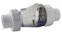 AQUIVA� PVC R�ckschlagventil