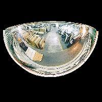 Panoramaspiegel PMMA® Sichtfeld 180° (1/4 Kugel)