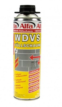 633 Alfa WDVS-F�llschaum