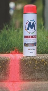 Baustellenmarkierungsspray M-Markers