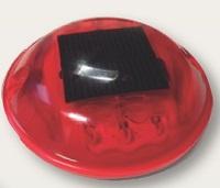 Runde Strassenbolzen aus Polycarbonat - solarbetrieben
