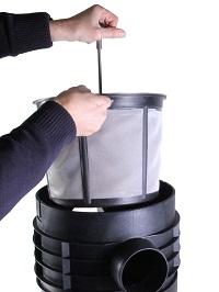 PLURAFIT Filter mit Substrat [INTEWA]