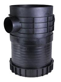 PLURAFIT Pool �berlauf-, und Filterschacht [INTEWA]