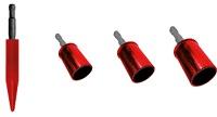 Einsteckwerkzeug (Rammwerkzeuge) für Turbo-Digger [MTM]