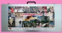 Turbo Digger Kofferset Nr. 19 mit Schaufel-Griff [MTM]