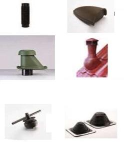 Abdichtungen und Dachentlüfter[Polmetal]