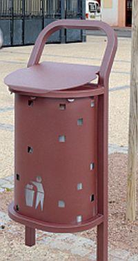 Abfallkorb CONVI 50 Liter