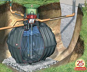 Gartenbewässerung Carat Komplettpaket Garten-Jet