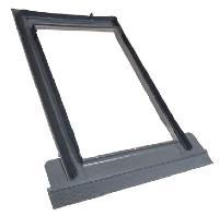 Eindeckrahmen f�r Dachfenster KFS