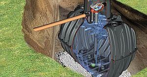 Carat Komplettpaket Silentio Press für Garten- und Hausnutzung