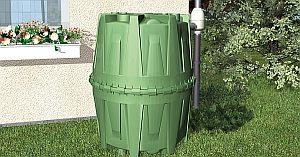 Herkules-Tank 1.600 Liter - Oberirdisch