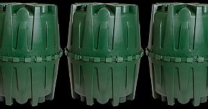 Herkules-Tank Set - 3.200 und 4.800 Liter