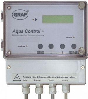 Aqua Control+ und Trinkwassernachspeisung