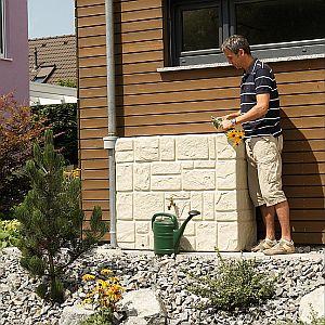 Mauer-Wandtank 300 Liter