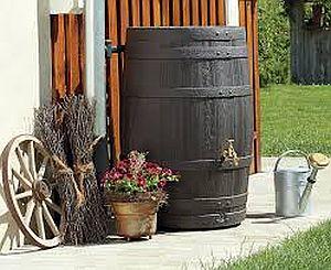 BARRICA Regenfass 260 und 420 Liter