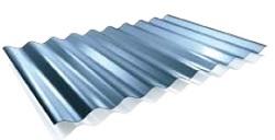 PF 25 Fassadenwellblech [Polmetal]